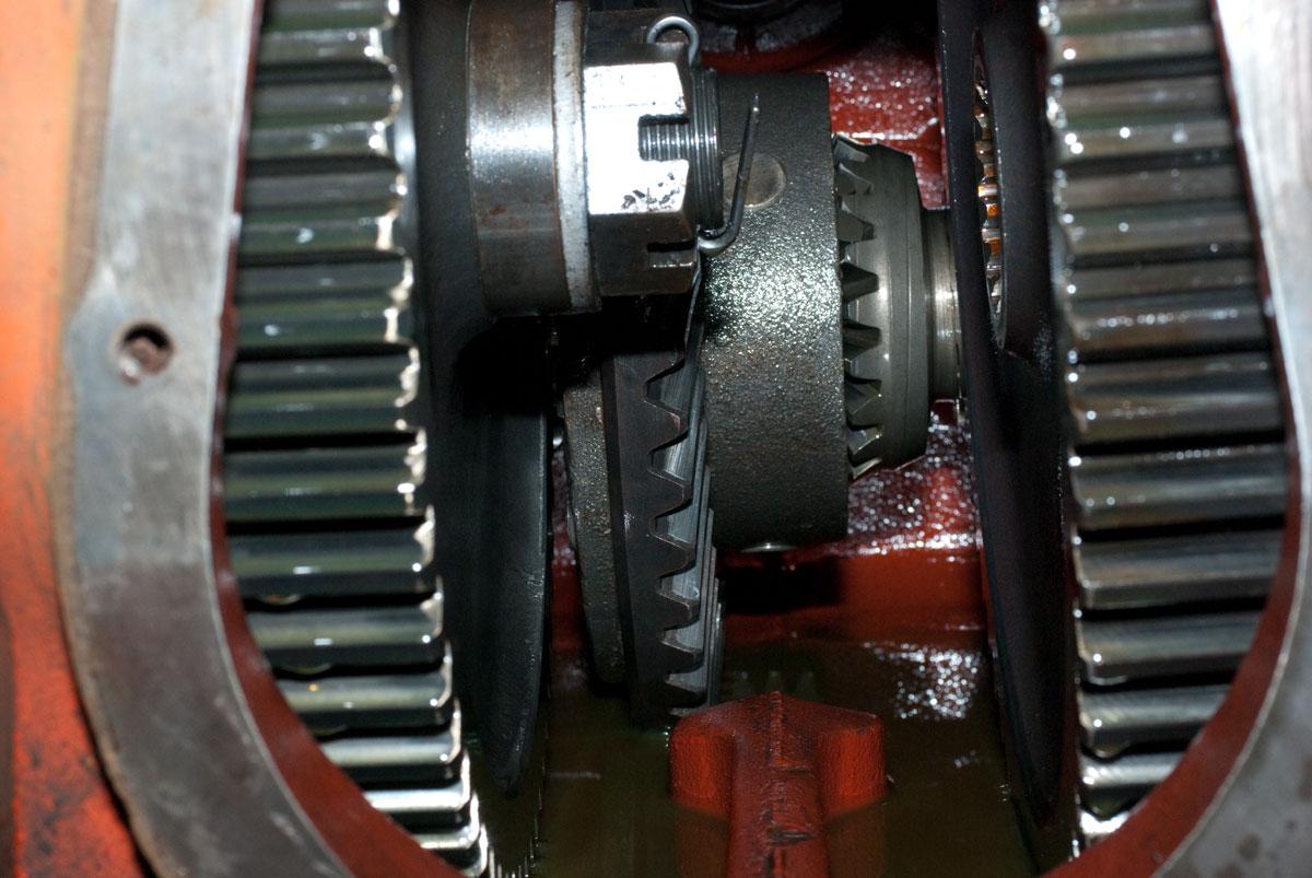 Case 430 Backhoe -skiploader