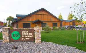West Oregon Cooperataive Headquarters 2012