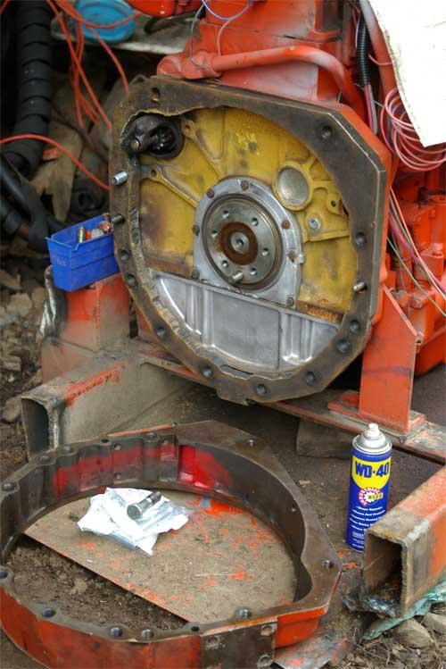 Fiat Allis Hd 21c Historic Logging Equipment Bulldozer