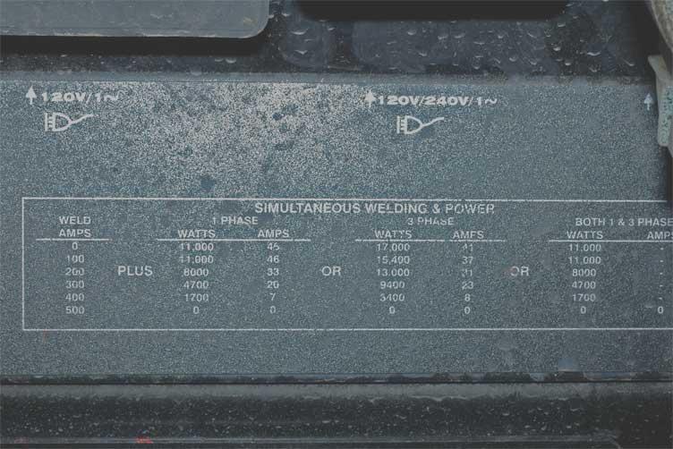 Lincoln Vantage 400 sel Engine Driven Welders; Miller on lincoln advantage 400, lincoln stick welding generators, lincoln sae-400, lincoln welding machines,