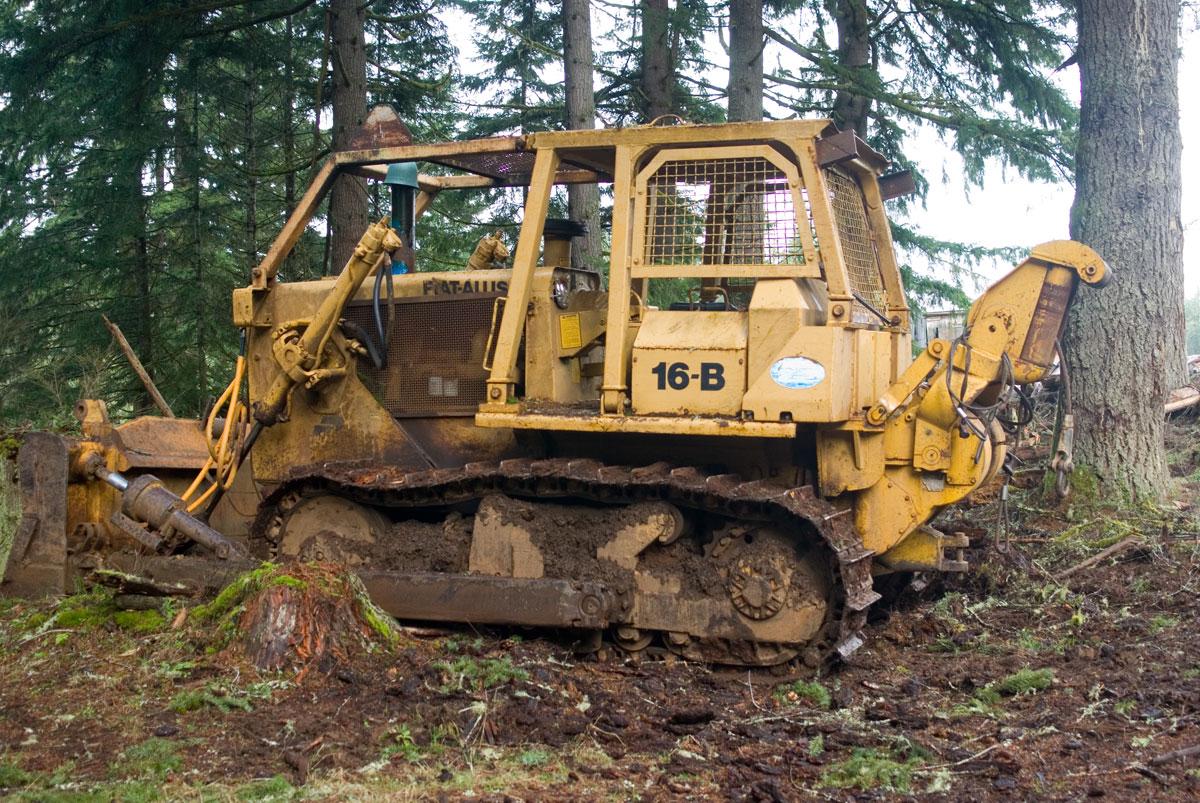 Fiatallis Fx 550  Bulldozer Fiatallis Hd31