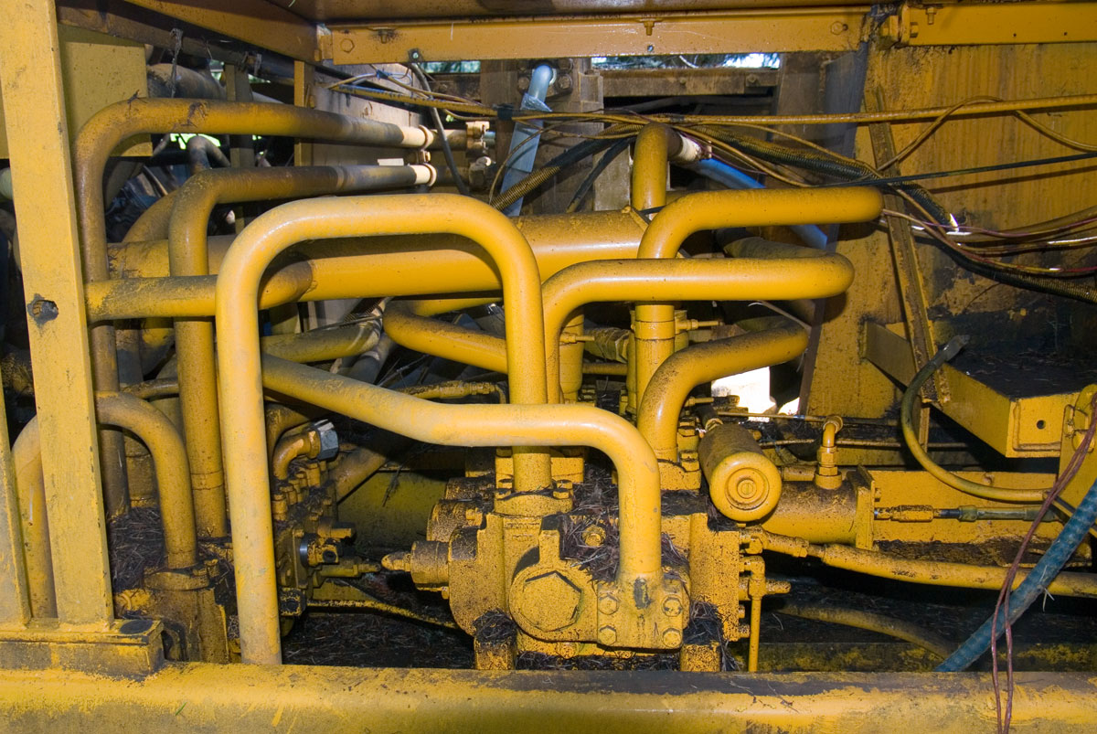 American Hoist and Derrick Co 35 Excavator