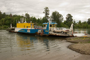 Wheatlandferry