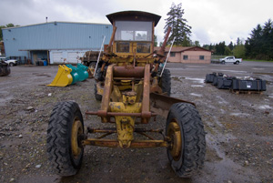 Cat No 11 Auto Patrol Grader