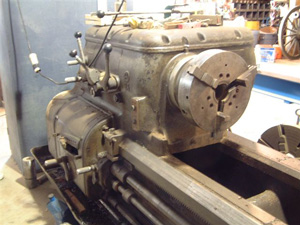 Gear Head Lathe