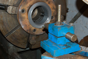 Smaller boring bar