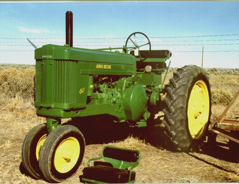 John Deere 60 Engine : John deere two cylinder
