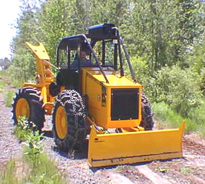 TF-42c Mini-skidder