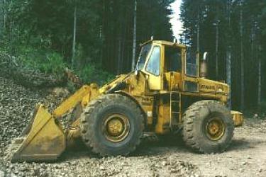 VanNatta Construction Equipment and Forestry Machinery: Fiat