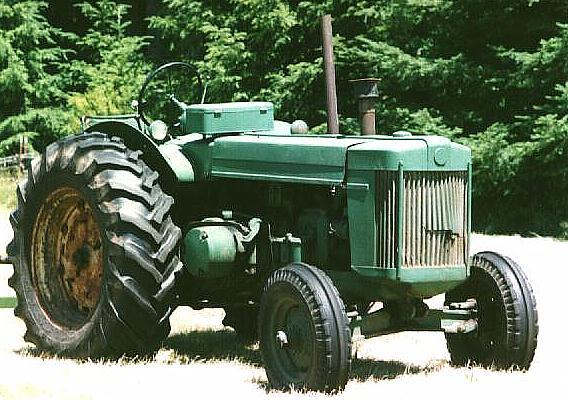 farm tractors john deere r.
